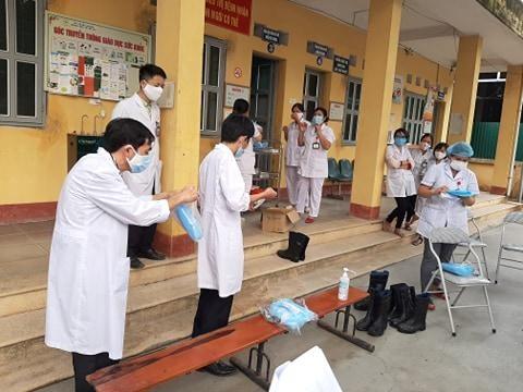 Bắc Giang: Hơn 164 tỷ đồng đầu tư mở rộng Trung tâm Y tế huyện Việt Yên