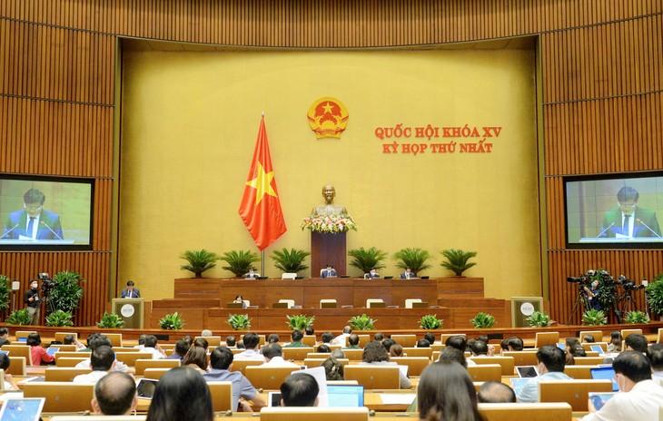 Quốc hội rút ngắn 3 ngày để đại biểu về sớm chống dịch