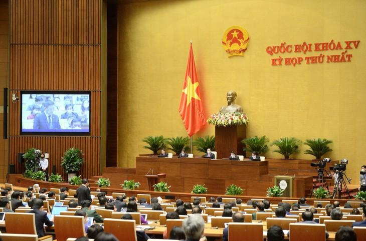 Ngày 27/7, Quốc hội thảo luận về chủ trương đầu tư các chương trình mục tiêu quốc gia giai đoạn 2021-2025