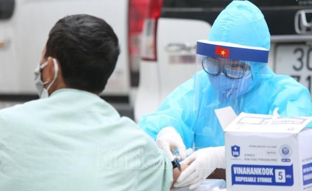 Sáng 27/7, Hà Nội ghi nhận thêm 19 ca dương tính SARS-CoV-2 mới
