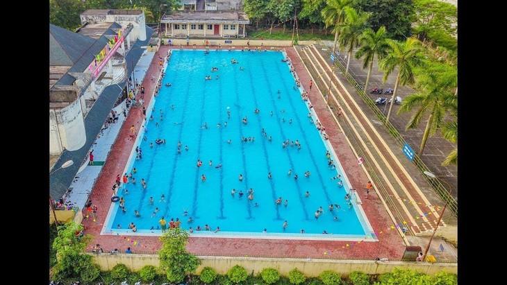 Ngày 13/8/2021, đấu giá kinh doanh dịch vụ bơi tại Trường Đại học Sư phạm – Đại học Thái Nguyên