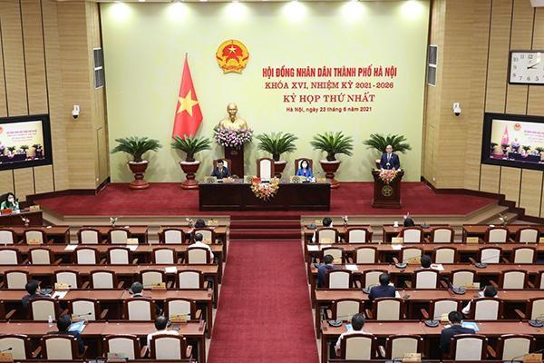 Hà Nội lùi lịch họp Hội đồng Nhân dân Thành phố