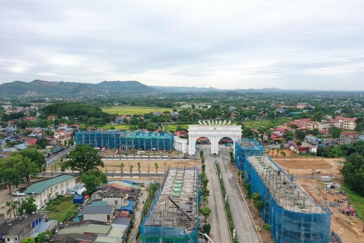 Đòn bẩy hạ tầng: Bứt tốc cho bất động sản Thái Nguyên