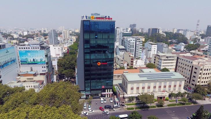 Trụ sở chính của C4JB tại Tòa nhà ICON4, số 243 Đê La Thành, quận Đống Đa, TP.Hà Nội.