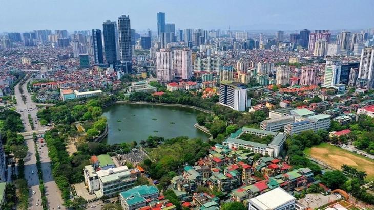 Hà Nội phấn đấu GRDP/người năm 2025 trên 8.300 USD
