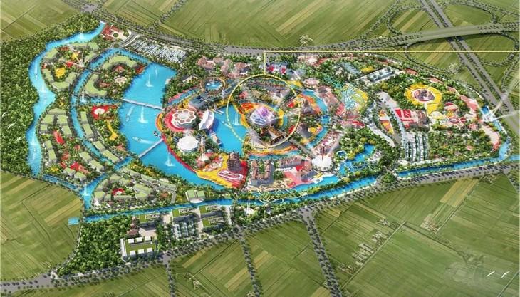 Thành phố dự kiến hoàn thành, đưa vào khai thác sử dụng dự án Công viên văn hóa, du lịch, vui chơi giải trí Kim Quy trong giai đoạn 2021-2025.