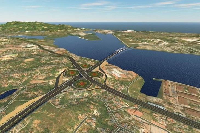 Công ty CP Xây dựng và Đầu tư 122 Vĩnh Thịnh: Trúng nhiều gói giao thông lớn
