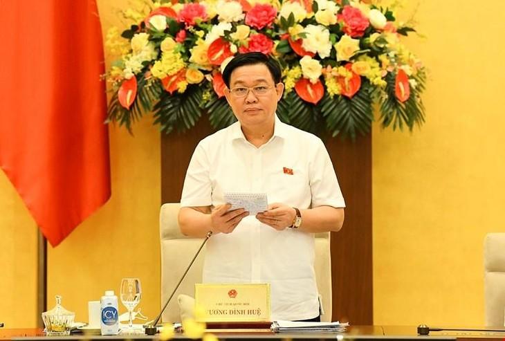 Ủy ban Thường vụ Quốc hội sẽ cho ý kiến vào nhiều nội dung lớn, trong đó có cho ý kiến bước đầu về việc chuẩn bị Kỳ họp thứ 2, Quốc hội khóa XV