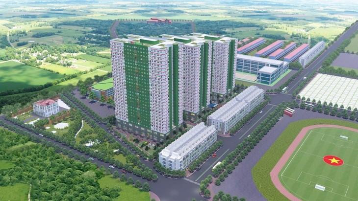 Pisico Bình Định đầu tư dự án nhà ở xã hội 260 tỷ đồng tại TP. Quy Nhơn