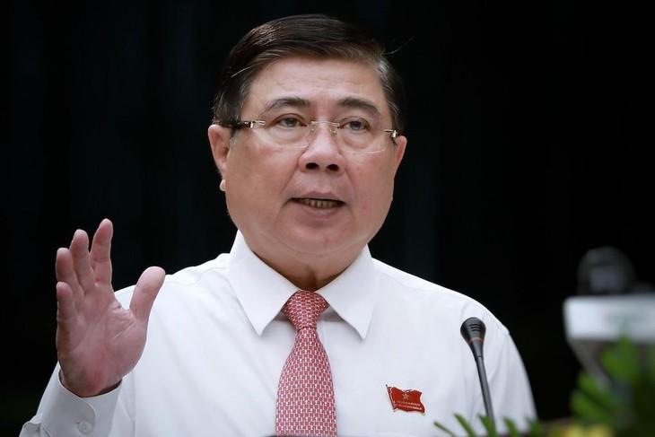 Ông Nguyễn Thành Phong giữ chức Phó Trưởng Ban Kinh tế Trung ương. Ảnh: Hữu Khoa