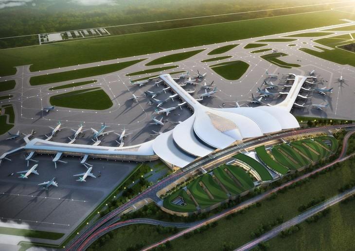 Liên danh 5 nhà thầu trúng gói thầu khảo sát, thiết kế sân bay Long Thành