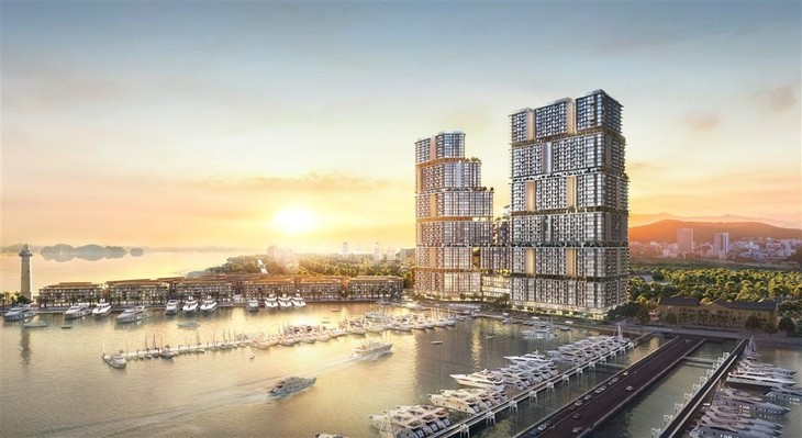 Sun Marina Town - Một bước chân chạm ngàn tiện ích