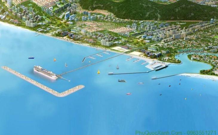 Phối cảnh cảng hành khách quốc tế Phú Quốc. Ảnh chỉ mang tính minh họa. Nguồn Internet