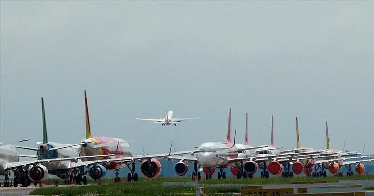 Đường băng 1B sân bay Nội Bài chính thức đi vào hoạt động