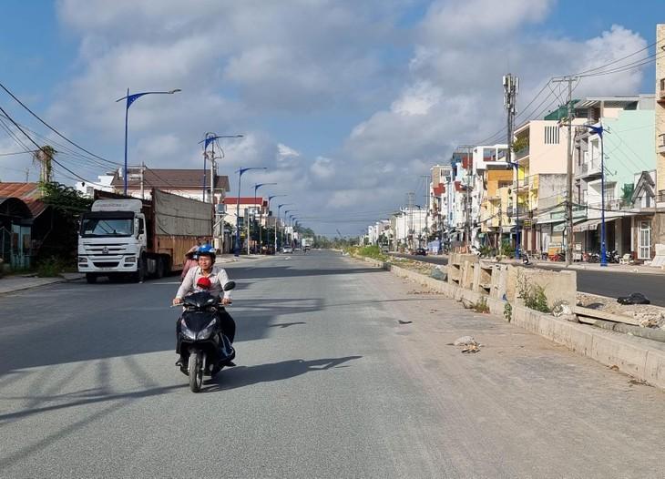 Cần Thơ: 208 tỷ nâng cấp Đường tỉnh 918