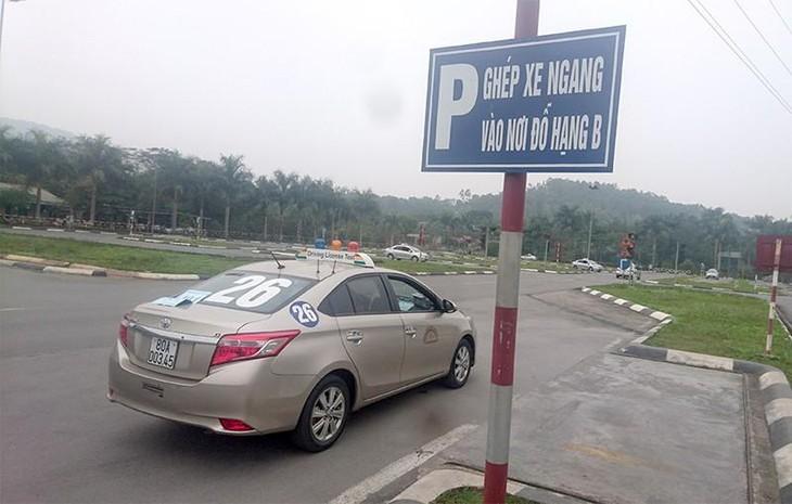 Hoạt động đào tạo, sát hạch, cấp giấy phép lái xe được dự kiến chuyển từ Bộ GTVT sang Bộ Công an quản lý.