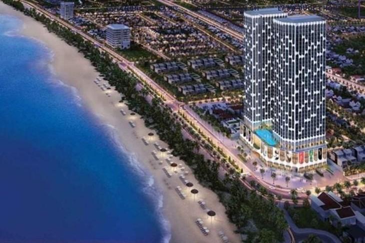 Hai dự án bất động sản lớn ở Đà Nẵng chưa đủ điều kiện đã rao bán