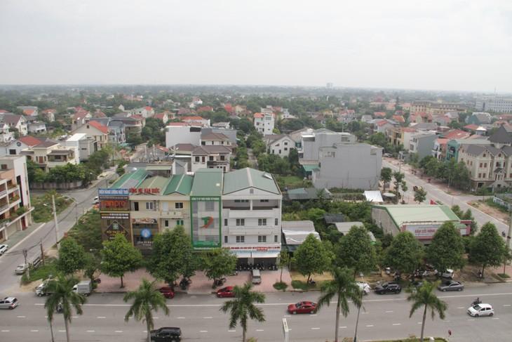 Cận cảnh khu đô thị 'vip' khiến 2 vợ chồng đại gia bị bắt ở Nghệ An