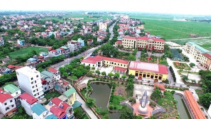 Ngày 10/10/2021, đấu giá quyền sử dụng thuê đất tại huyện Thanh Oai, Hà Nội
