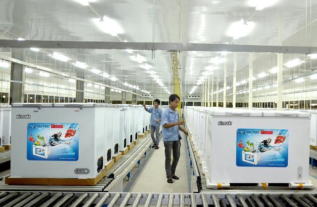 Hòa Phát góp 999 tỷ đồng thành lập công ty kinh doanh điện lạnh, gia dụng