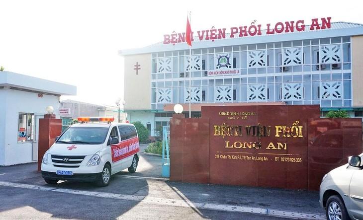 Đầu tư 300 tỷ đồng cải tạo, nâng cấp Bệnh viện Phổi Long An
