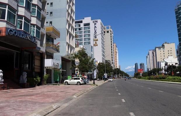 Đà Nẵng tạo điều kiện cho người ở 'vùng xanh' được ra khỏi Thành phố
