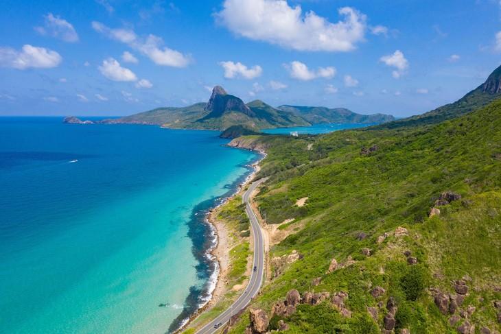 Khẩn trương lập Đồ án điều chỉnh Quy hoạch Côn Đảo đến năm 2045. Ảnh: Nguyễn Tiếp