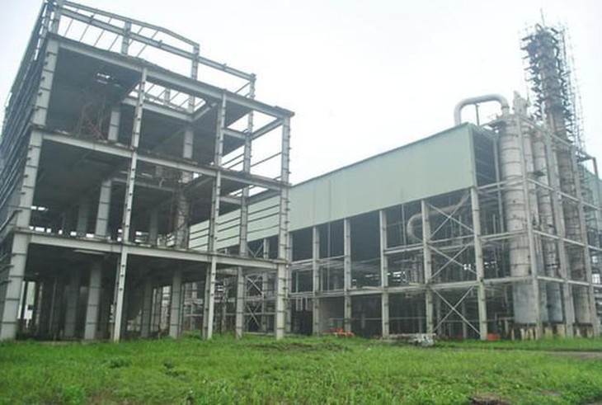 Nhà máy Ethanol Phú Thọ.
