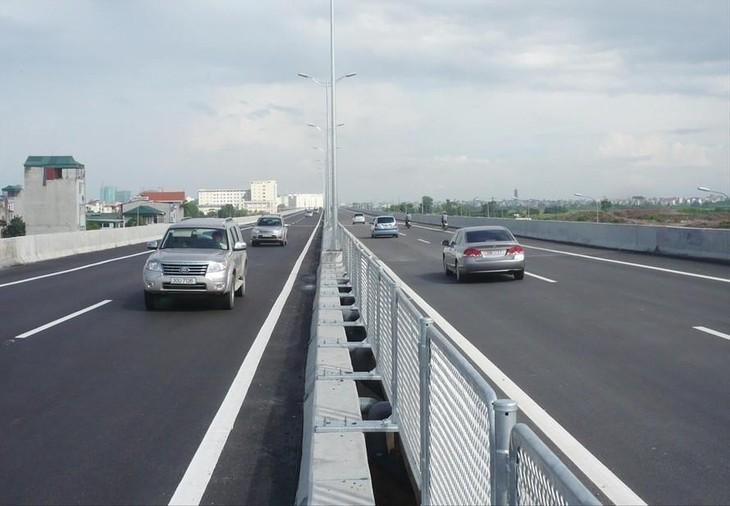 Đường Vành đai 4 có cao tốc trên cao được Hà Nội đề xuất xây như đường Vành đai 3 trên cao