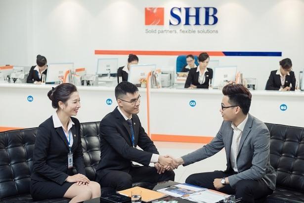 9 tháng, lợi nhuận trước thuế của SHB tăng 93,9%