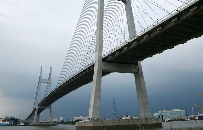 Dự án Đầu tư xây dựng cầu Phú Mỹ chỉ thực hiện phân tích tài chính mà không có phân tích về kinh tế. Ảnh: Tiên Giang