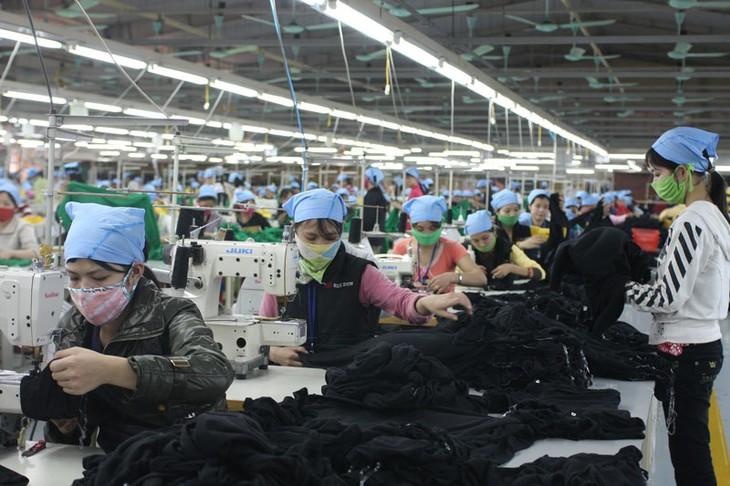 Lao động nữ đối mặt với nỗi lo thất nghiệp trước các quy định của Luật Bảo hiểm xã hội mới. Ảnh: LTT
