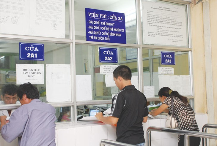 Các cơ sở y tế sẽ điều chỉnh giá hàng loạt dịch vụ y tế. Ảnh: Tất Tiên