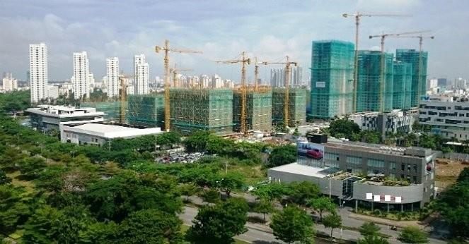Lượng hồ sơ giao dịch nhà đất tại TP. HCM tăng đột biến