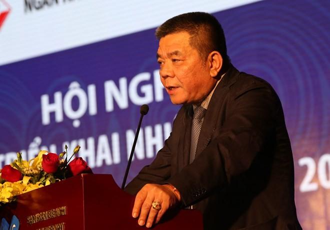 Ông Trần Bắc Hà, Chủ tịch HĐQT BIDV