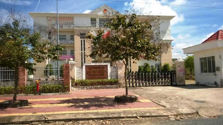"""Sở Tư pháp tỉnh Cà Mau – đơn vị làm chủ đầu tư gói thầu """"thần tốc"""" bị khiếu nại."""
