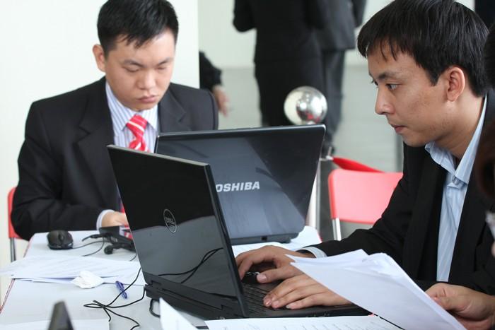 TP.HCM đang đào tạo cung cấp cho xã hội trên 300.000 lao động mỗi năm. Ảnh: LTT