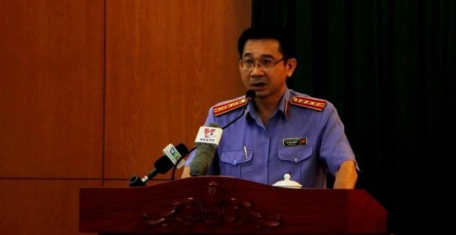 Ông Dương Ngọc Hải – Phó Viện trưởng Viện kiểm sát Nhân dân TP.HCM
