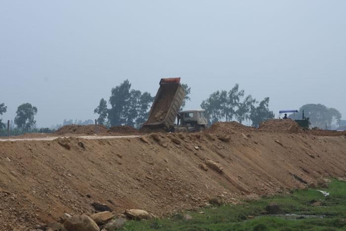 Chính phủ ưu tiên quỹ đất cho lĩnh vực hạ tầng giao thông, thủy lợi