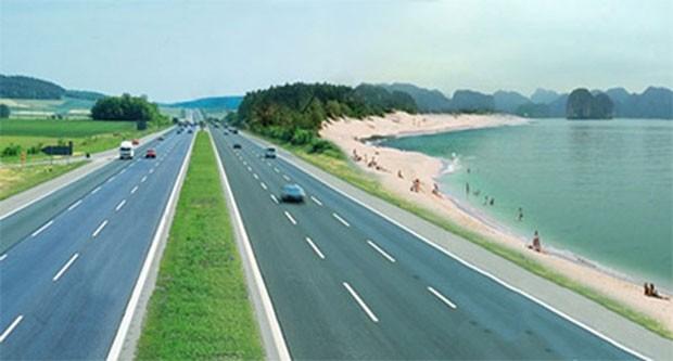 Bổ sung phương án đầu tư đường nối cao tốc Hạ Long - Hải Phòng với KCN Nam Tiền Phong