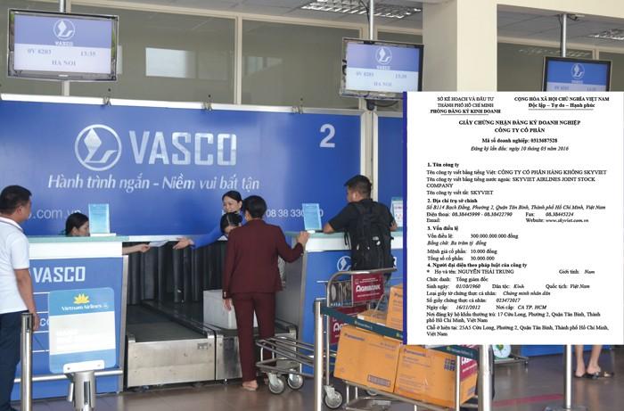 Vietnam Airlines thừa nhận Techcombank là đơn vị góp vốn thành lập hãng hàng không mới trên cơ sở sắp xếp lại VASCO. Ảnh: Việt Ba