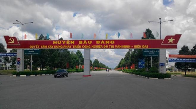 Công ty TPP Invest LLC (Mỹ) sẽ thuê đất của Becamex IDC để thành lập Khu công nghiệp Việt - Mỹ