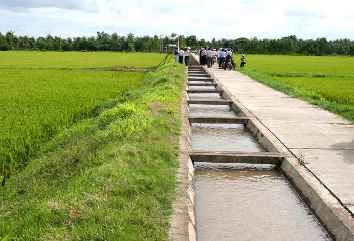 Nợ đọng xây dựng nông thôn mới đã lên đến khoảng 8.600 tỷ đồng. Ảnh: An Oanh