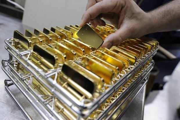 Giá vàng có thể giảm sau cuộc trưng cầu dân ý quyết định Anh đi hay ở. Ảnh:Bloomberg.