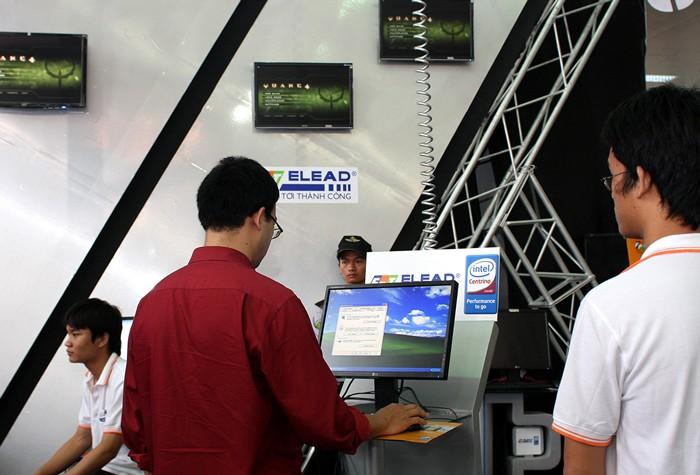 Doanh nghiệp công nghệ thông tin có nhiều cơ hội tại thị trường Nhật Bản. Ảnh: Lê Tiên