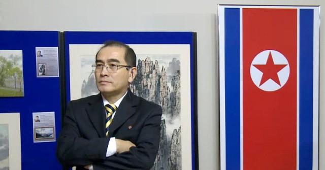 Cựu phó đại sứ Triều Tiên tại Anh Thae Yong-ho (Ảnh: New York Times)