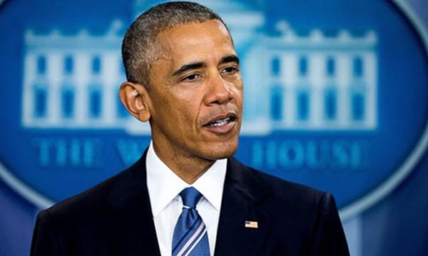 Tổng thống Mỹ Barack Obama sắp rời Nhà Trắng. Ảnh:ABC News