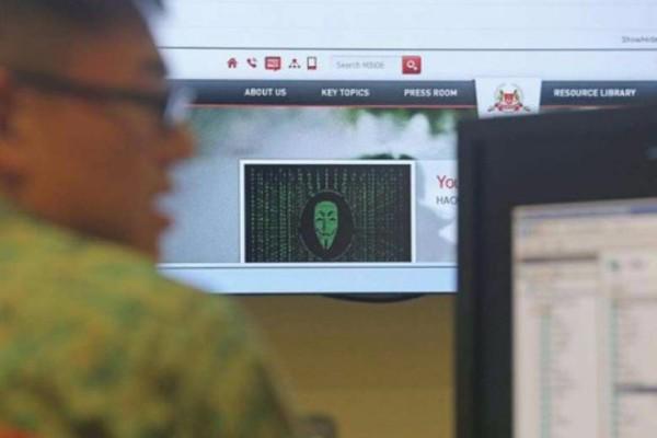 Singapore đang truy tìm thủ phạm tấn công mạng. Ảnh:StraitsTimes
