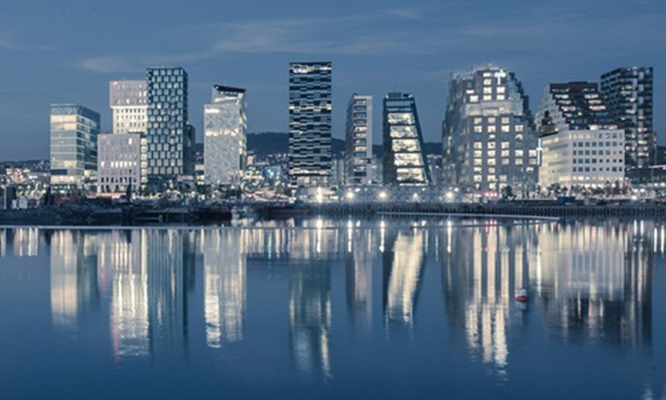 Na Uy có quỹ đầu tư quốc gia lớn nhất thế giới. Ảnh:AFP