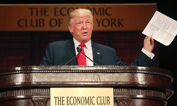 Chính quyền mới của Mỹ sẽ tạo ra bước ngoặt về chính sách thương mại. Ảnh:AFP